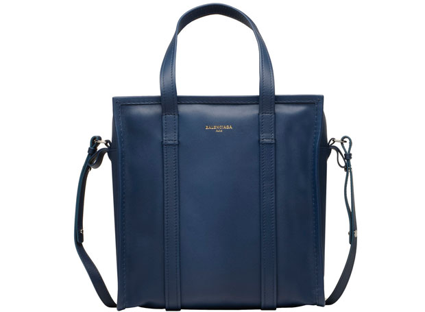 Balenciaga Bazar shopper small blue