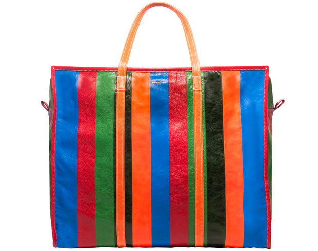 Balenciaga Bazar shopper xl multicolour