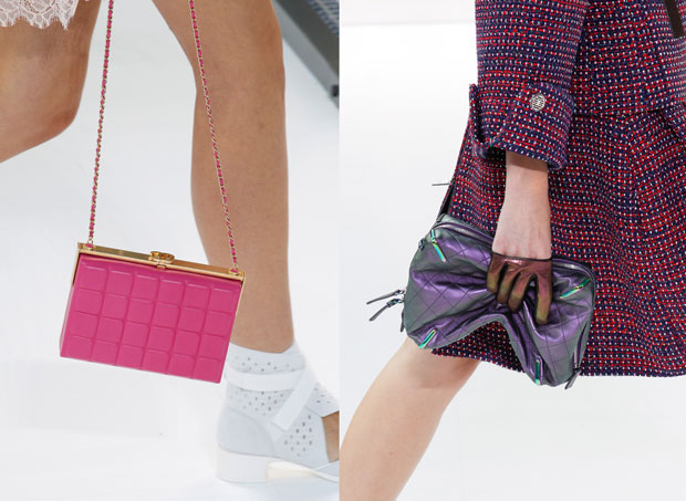 Chanel ss 2017 bags