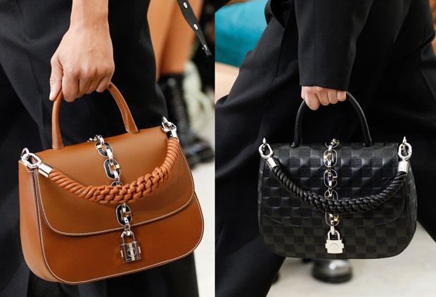 Louis Vuitton spring summer 2017 bags