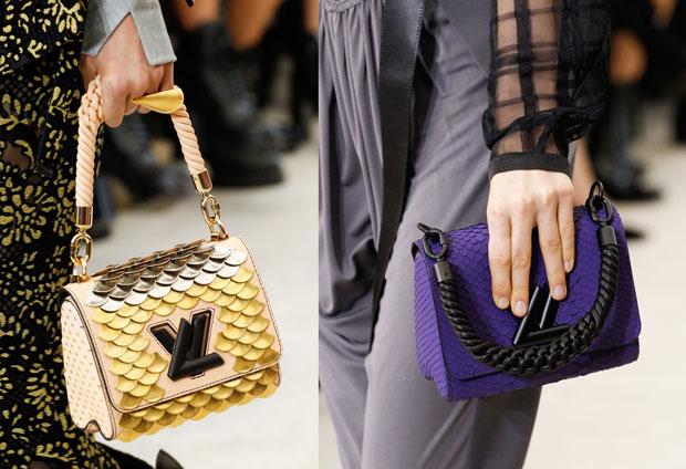 Louis Vuitton spring summer 2017 twist bag