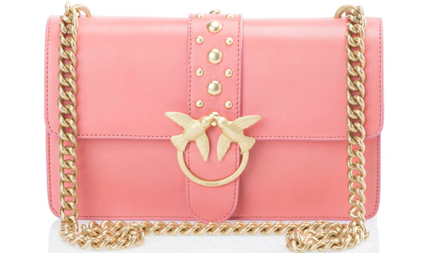 Pinko Love bag pink