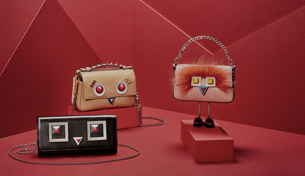 Fendi Hypnoteyes collection
