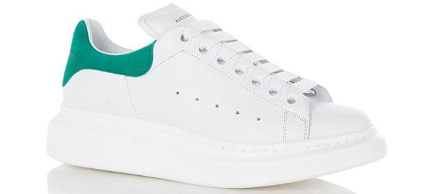Alexander McQueen sneakers groen