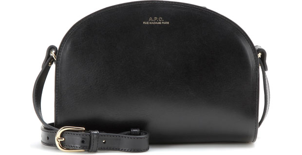 APC Half Moon bag black