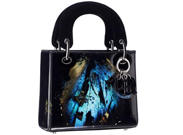 Dior Lady art collectie Matt Collishaw