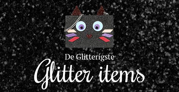 Glitterigste glitter items