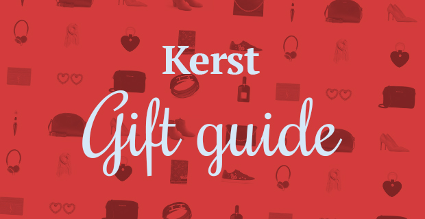 Kerst gift guide 2016