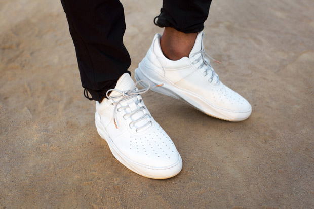Filling Pieces Low Top Tabs white