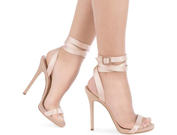 Giuseppe Zanotti x Jennifer Lopez Leslie sandals