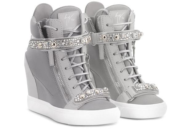 Giuseppe Zanotti x Jennifer Lopez Tiana sneakers