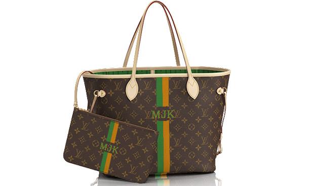 Louis Vuitton Neverfull MM Mon Monogram