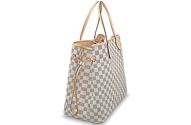 Louis Vuitton Neverfull GM side view
