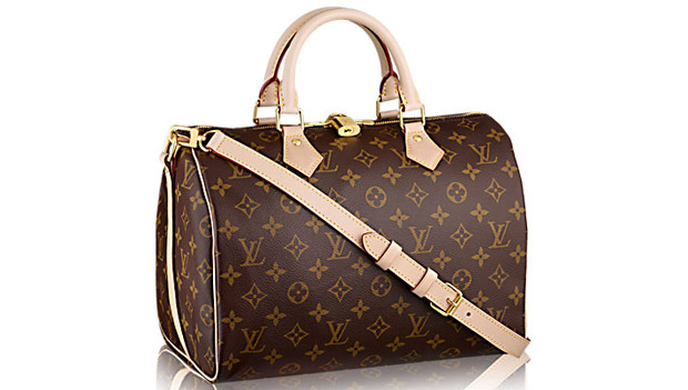 Louis Vuitton Speedy bandouliere 30 toile monogram