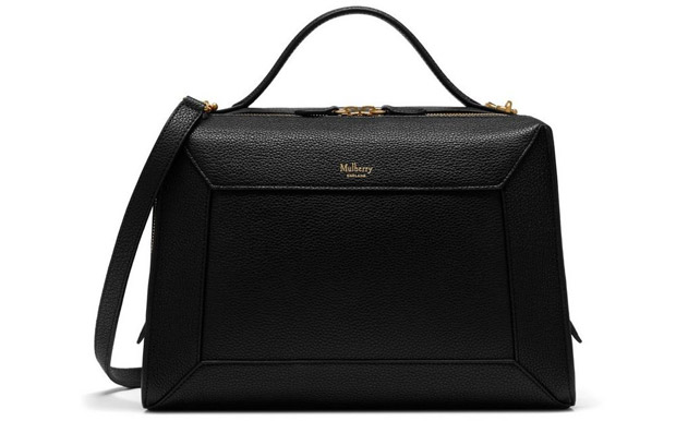 Mulberry Hopton small black