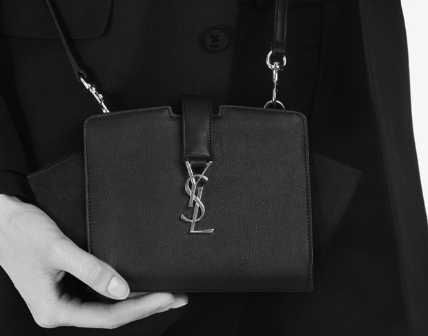 Saint Laurent toy YSL cabas