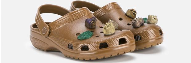 Christopher Kane crocs