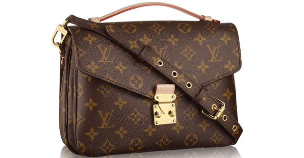 Louis Vuitton pochette Metis toile monogram