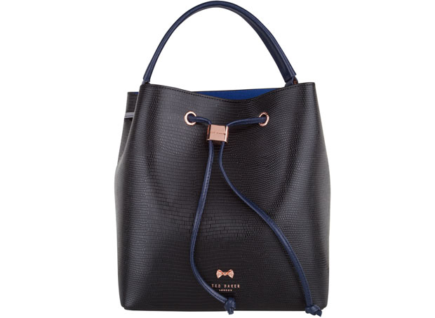 Ted Baker bucket bag