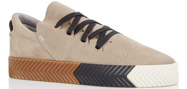 Adidas Originals x Alexander Wang skate sneaker suede
