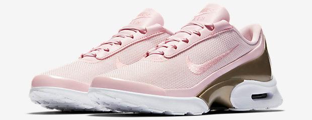 Air Max Jewell premium gold silk pearl pink