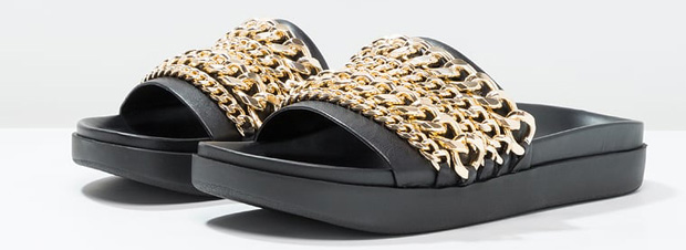 Kendall + Kylie Shiloh slippers