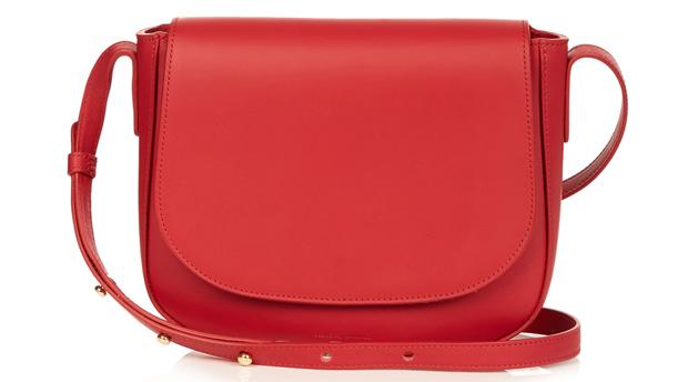 Mansur Gavriel satchel red