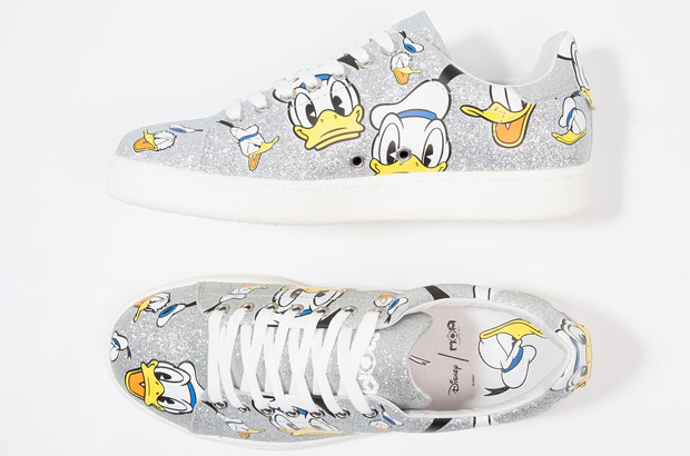 Master of Arts sneakers Donald Duck