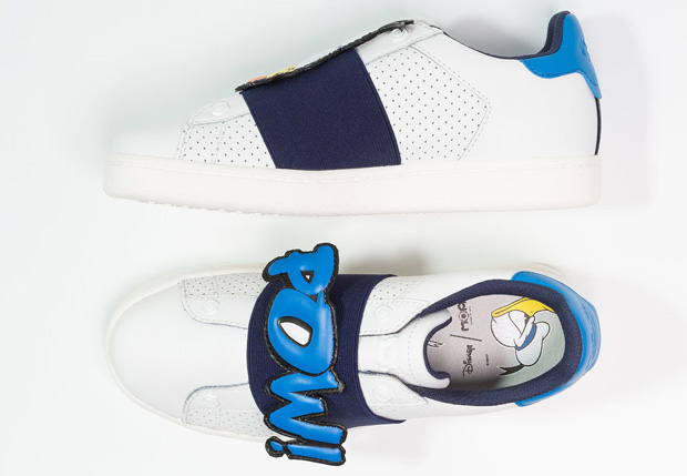 Master of Arts sneakers Donald Duck pow