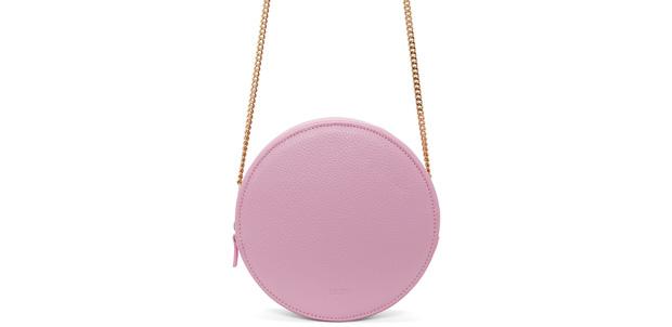 MSGM circle bag pink
