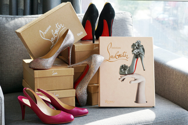 TBH Christian Louboutin collectie