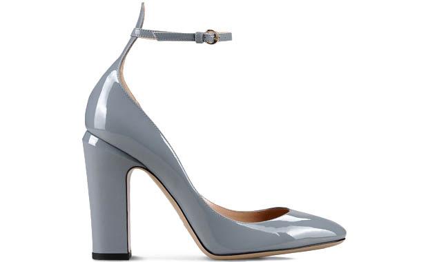 Valentino Tan Go pumps 100 grey