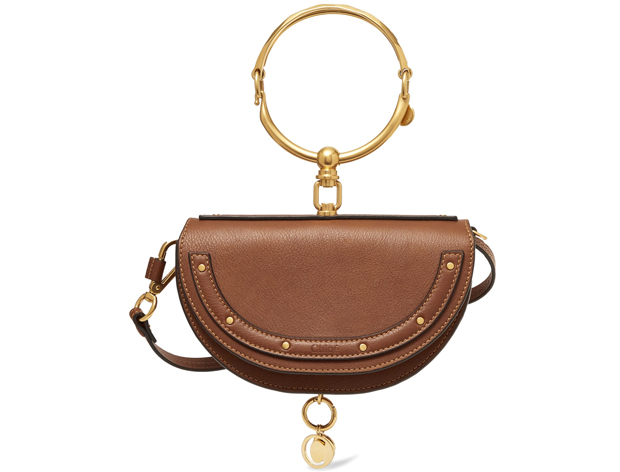 Chloé Nile tan bag