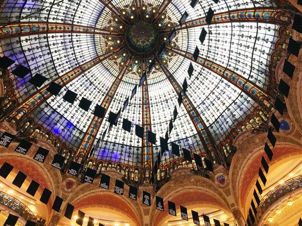 tbh blog Parijs Galeries Lafayette