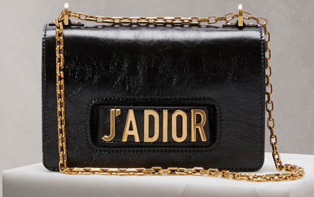 Dior J'adior black bag