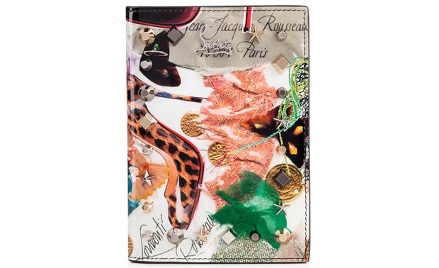Christian Louboutin Wloubipass passport cover