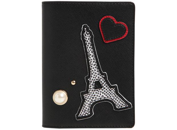 Karl Lagerfeld Paris paspoorthouder