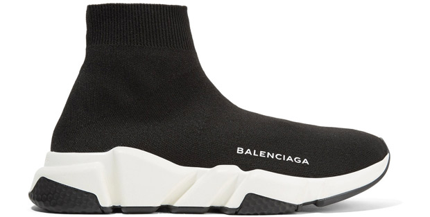 Balenciaga speed black