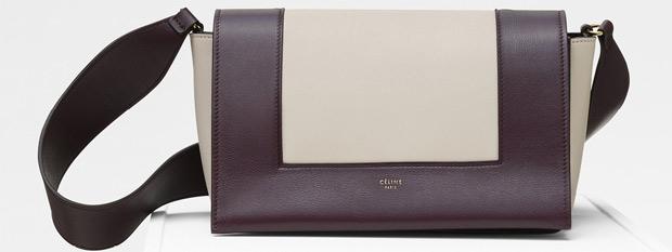Céline winter 2017 medium frame bag