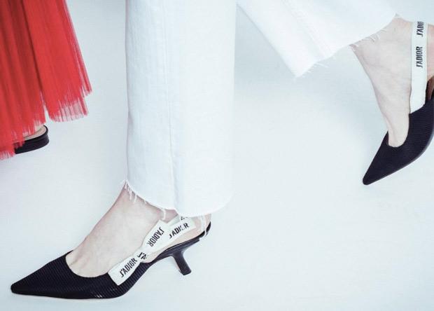 Dior J'adior slingbacks