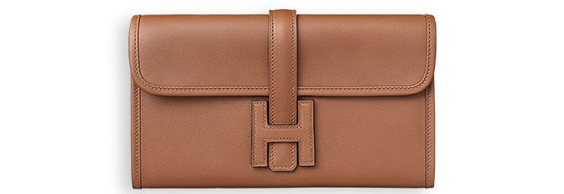 Hermès Jige Duo Swift gold