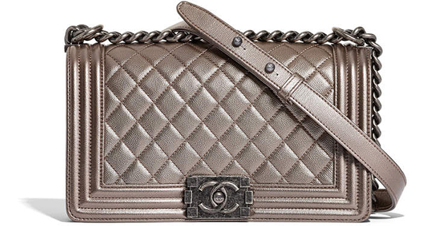 De Nieuwe Chanel Tassen Herfstwinter 2017 2018 The Bag Hoarder