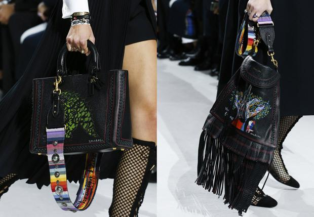 Christian Dior spring summer 2018 bags