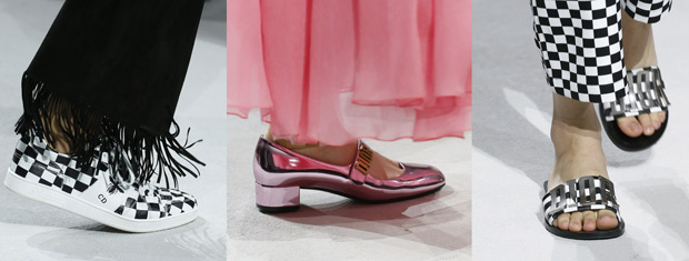 Christian Dior spring summer 2018 shoes