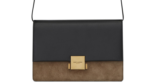 Saint Laurent bellechasse black brown
