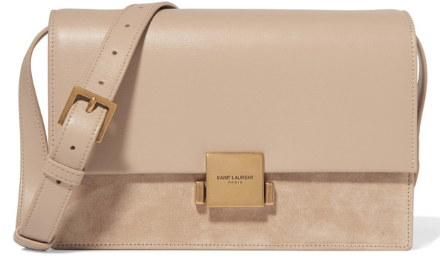 Saint Laurent bellechasse beige