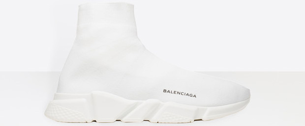 Balenciaga Speed runner white