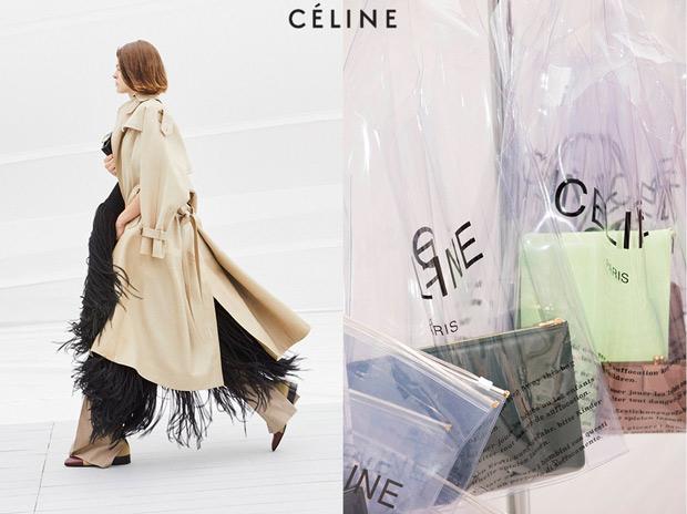 Céline spring summer 2018