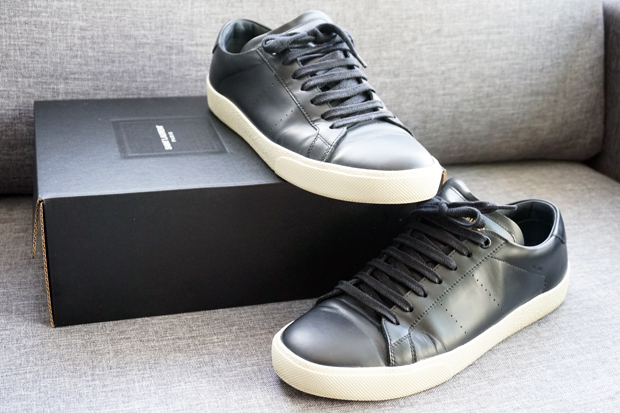 saint laurent sneakers SL06 black