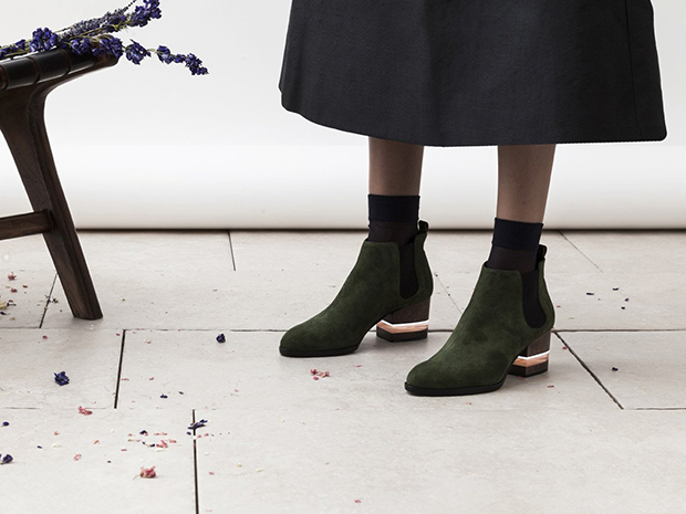 Dear Frances float boots